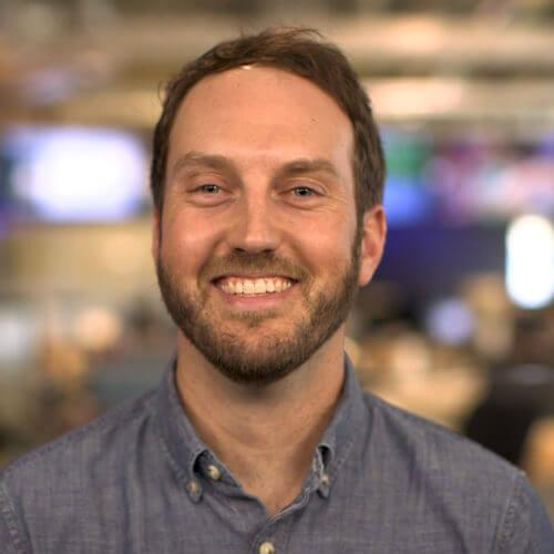 Michael Bucklin FOX Sports headshot